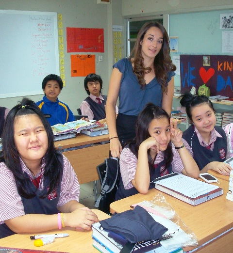 Guiding and Counselling Students in Thailand | V M  Simandan
