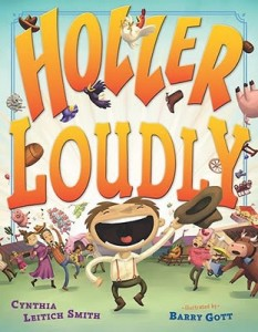 cynthia-leitich-smith-Holler-Loudly