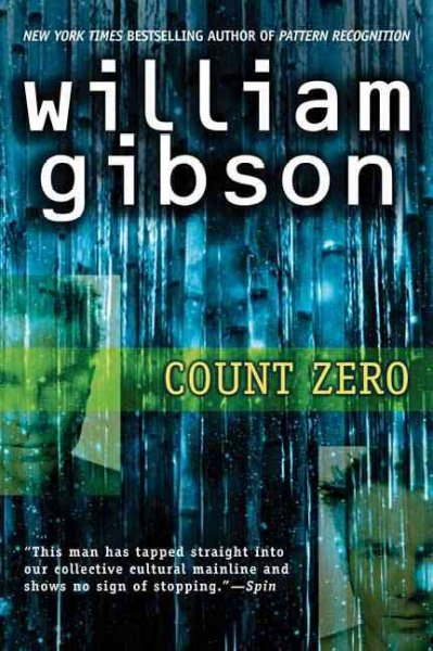 Count Zero. William. Gibson