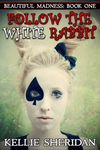 'Follow the White Rabbit' by Kellie Sheridan