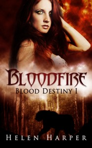 Blood Destiny Series – An urban fantasy by Helen Harper