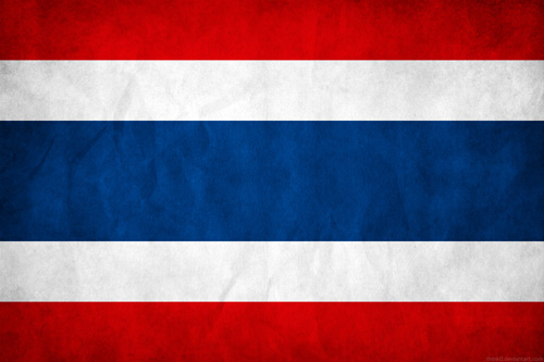 Flag Of Thailand History And Meaning V M Simandan