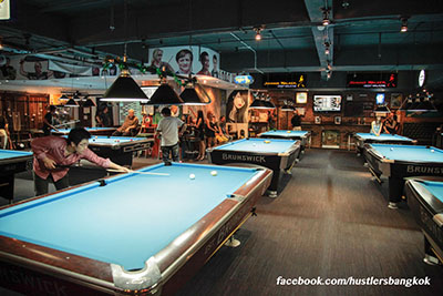 ethnographical essay on the game of pool