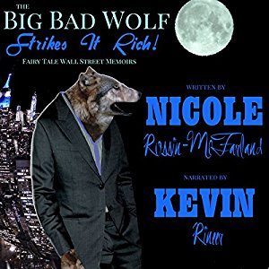 Author Interview: The Big Bad Wolf Strikes It Rich!