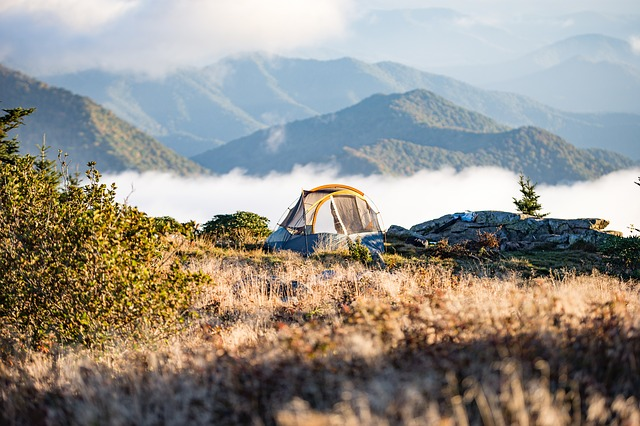 4 Simple Steps to Plan a Camping Trip