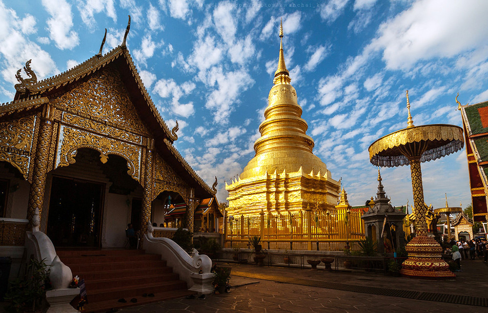 Thailand Travel Guide: 5 Travel Destinations in Lamphun Province