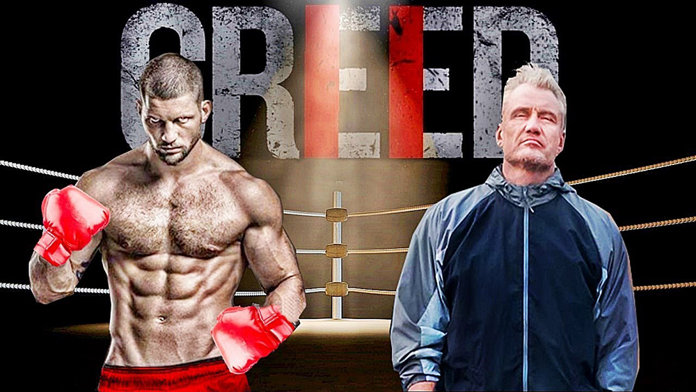 Top 15 Facts About Florian Big Nasty Munteanu Aka Viktor Drago In Creed Ii V M Simandan